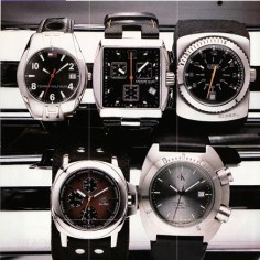 Maxim Harley Watches