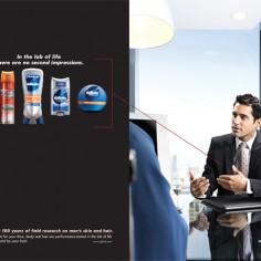 ad - Gillette Campaign